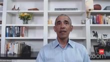 VIDEO: Pesan Barack Obama untuk Muda-Mudi AS