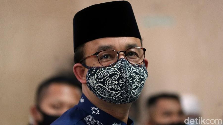 Darurat, Anies Putuskan Jakarta PSBB Total Mulai 14 September