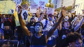10 Hari Gelombang Demo AS, Ribuan Orang Ditahan