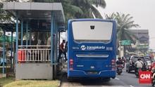 PSBB DKI Diperpanjang, Waktu Operasional Transjakarta Tetap