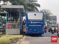 Demo Omnibus Law, TransJakarta Kembali Perpendek Rute