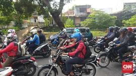 Alasan Pemprov DKI ingin Terapkan Ganjil Genap Sepeda Motor