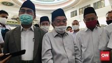 JK Ungkap Syarat Masjid Boleh Gelar Salat Jumat Bergelombang