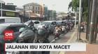 VIDEO: Masuk PSBB Transisi, Jalanan Ibu Kota Kembali Macet