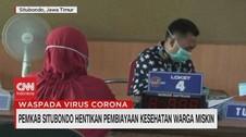 VIDEO: Penghentian Pembiayaan Kesehatan Warga Miskin