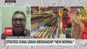 VIDEO: Strategi Dunia Usaha Menghadapi 'New Normal'