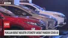 VIDEO: Penjualan Otomotif Terbentur Pandemi Covid-19
