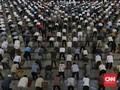 Corona Tinggi, MUI Minta Umat Islam Tak Berjemaah di Masjid