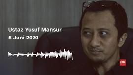 VIDEO: Ustaz Yusuf Mansur Komentari Gugatan Perdata