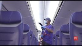 VIDEO: Tips Tetap Sehat saat Bepergian dengan Pesawat