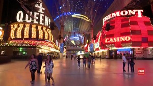 VIDEO: Kota Judi Las Vegas Kembali Ramai Turis