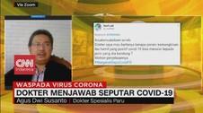 VIDEO: Dokter Menjawab Seputar Covid-19