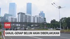 VIDEO: Ganjil Genap Motor & Mobil Belum Akan DIberlakukan