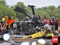 Rentetan Insiden Kecelakaan Helikopter TNI