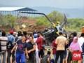 Kadispenad Ungkap Kronologi Helikopter TNI AD Jatuh di Kendal