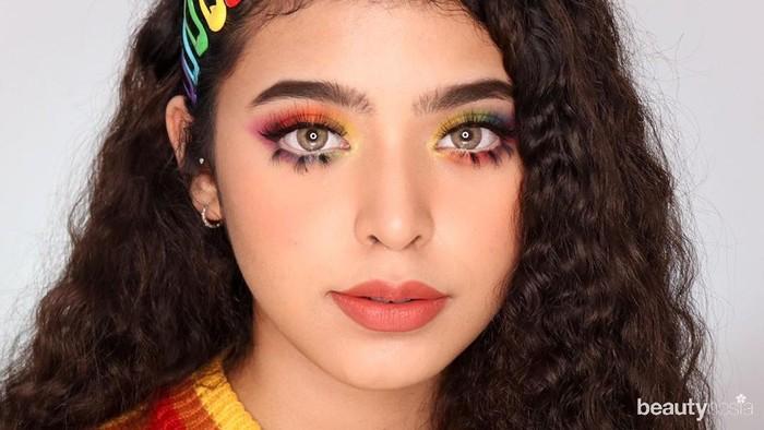 Cute Hingga Seram, 10 Ide Makeup Kreatif ala Beauty Vlogger Jharna Bjagwani