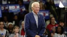 FOTO: 'Pasukan' Seleb di Belakang Joe Biden, Penantang Trump