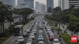 DKI Kaji Penerapan Ganjil Genap 24 Jam di Semua Ruas Jalan