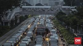 PSBB Longgar, Waze Catat Tangerang dan Bekasi Paling Macet