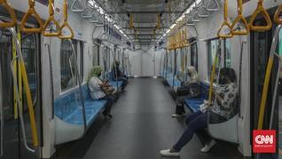 Anak Usaha MRT Ditargetkan Go Public pada 2022