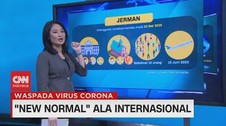 VIDEO: 'New Normal' Ala Internasional