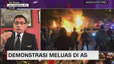VIDEO: Demonstrasi Meluas di Amerika Serikat