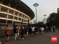 Polisi Minta GBK Batasi Jam Olahraga untuk Cegah Kerumunan