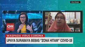VIDEO: Upaya Surabaya Bebas Zona Hitam Covid-19
