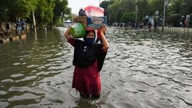 BMKG Waspadai Banjir Rob di Pesisir Utara dan Selatan Jawa