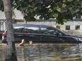 Hujan Deras di Jakarta, 9 RT Banjir Hingga 70 Sentimeter