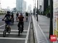 Kemenhub Usul Revisi UU Lalu Lintas Atur Sepeda