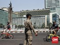 CFD Jakarta Dibuka Minggu Ini, PKL Dilarang Jualan
