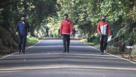 Jokowi Perintahkan Panglima TNI dan Kapolri Awasi Warga