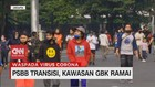 VIDEO: PSBB Transisi, Kawasan GBK Ramai
