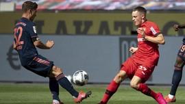 Gelandang Leverkusen Cetak Rekor Usai Bobol Gawang Munchen