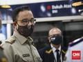 Anies Perpanjang PSBB Transisi Jakarta 14 Hari