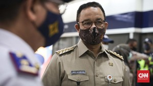 Anies: Jakarta Terpilih Kota Terbaik Dunia soal Transportasi