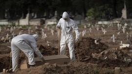 Chile Catat Lonjakan Harian Tertinggi Kematian Corona