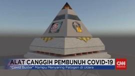 VIDEO: Covid Buster, Alat Canggih Pembunuh COVID-19
