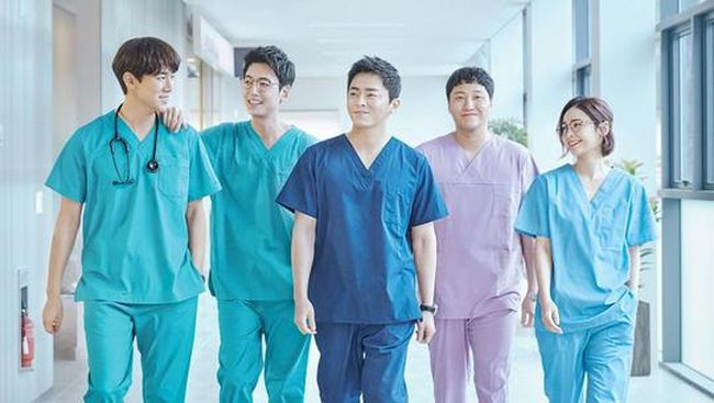 Selepas 2020 yang banyak diisi drama Korea bertema asmara, tahun 2021 masih akan diisi drama-drama serupa.