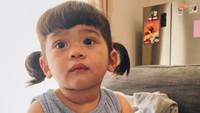 <p>Putri pertama Tarra Budiman dan Gya Sadiqah ini diberi nama yang cantik nan unik, Kalea Jada Agyra. (Foto: Instagram @tarrabudiman)</p>