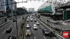 Jasa Marga: 200 Ribu Kendaraan Masuk Jabotabek H+2 Lebaran