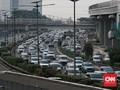 Akhir PSBB Transisi, Jakarta Kembali Dipadati Kendaraan
