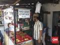 Hari Pertama Perkantoran dan Rindu Pedagang Diserbu Pelanggan