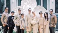 <p>Mengingat berada dalam situasi pandemi COVID-19, keduanya hanya menjalani akad nikah yang hanya dihadiri keluarga. (Foto: Instagram @fitriayusuf_official)</p>