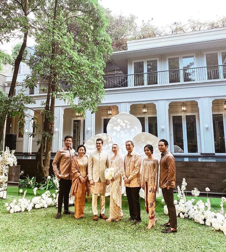 Pernikahan Fitria Yusuf