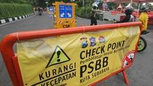 13 Akses Masuk Kota Surabaya Disekat saat Mudik Lebaran