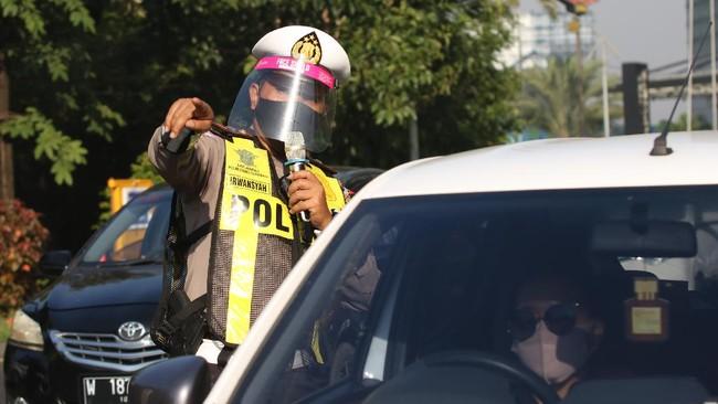 Polisi Sekat 16 Jalur Tikus Mudik Keluar Jabodetabek