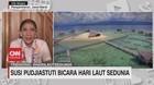 VIDEO: Susi Pudjiastuti Bicara Hari Laut Sedunia
