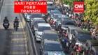 VIDEO: Situasi Jakarta Hari Pertama PSBB Transisi